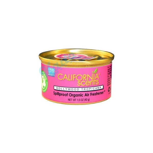 California Scents Car Scents - Tropické Ovoce / Hollywood Tropicana 42 g