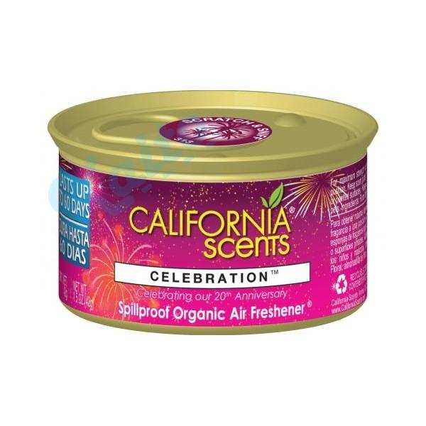 California Scents Car Scents - Celebration 42 g