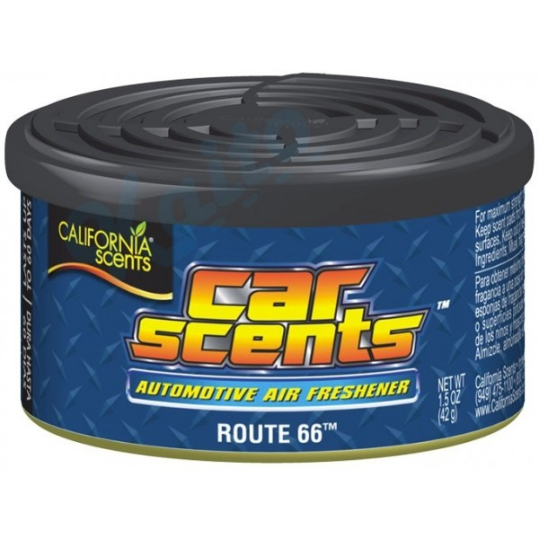 California Scents Car Scents - Route 66 42 g