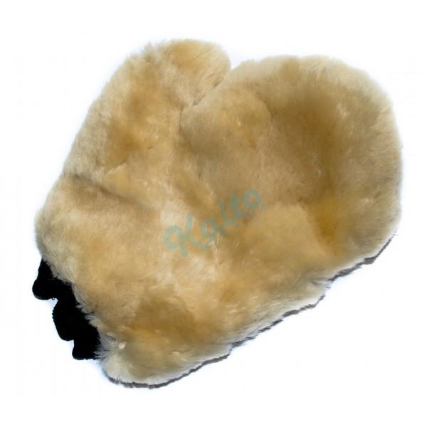 Rukavice z ovčí kůže